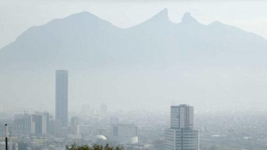 Mala calidad del Aire en NL
