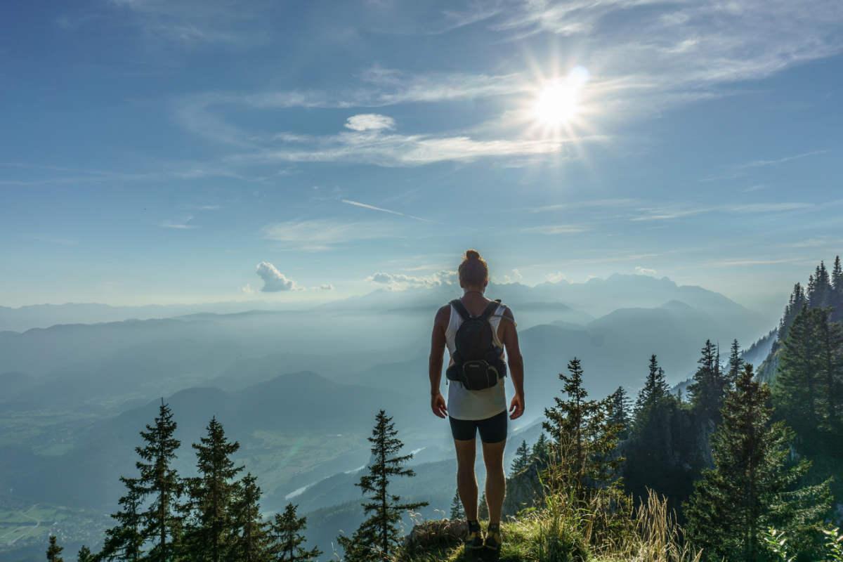 Deporte de Hiking