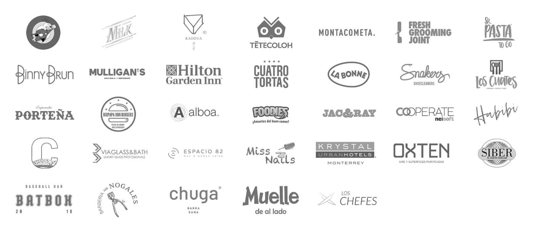 Logotipos Convenios